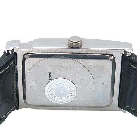 NEXUS(넥서스) 가죽 밴드 쿼츠 시계
