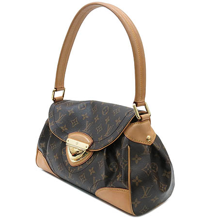Louis Vuitton(루이비통) M40121 모노그램 캔버스 비버리 MM 숄더백 이미지3 - 고이비토 중고명품
