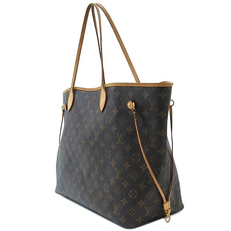 Louis Vuitton(루이비통) M40157 모노그램 캔버스 네버풀 GM 숄더백 이미지2 - 고이비토 중고명품
