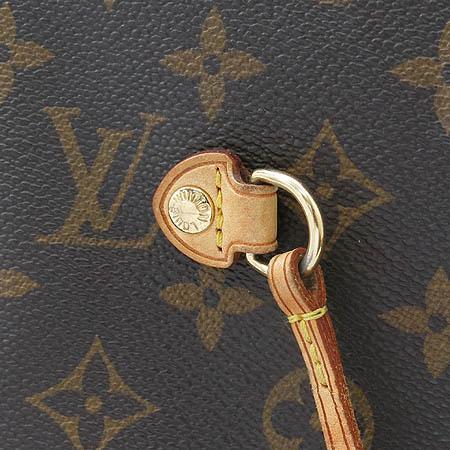 Louis Vuitton(루이비통) M40157 모노그램 캔버스 네버풀 GM 숄더백 이미지4 - 고이비토 중고명품