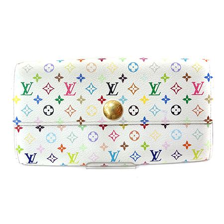 Louis Vuitton(루이비통) M93742 모노그램 멀티 컬러 사라 월릿 장지갑