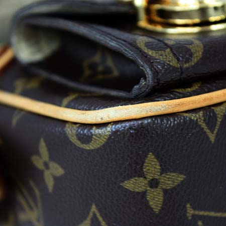 Louis Vuitton(루이비통) M40027 모노그램 캔버스 허드슨 숄더백 [명동매장]