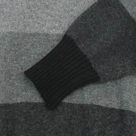 Moschino(모스키노) 하트장식 홀터넥 니트 (캐시미어/앙고라혼방)