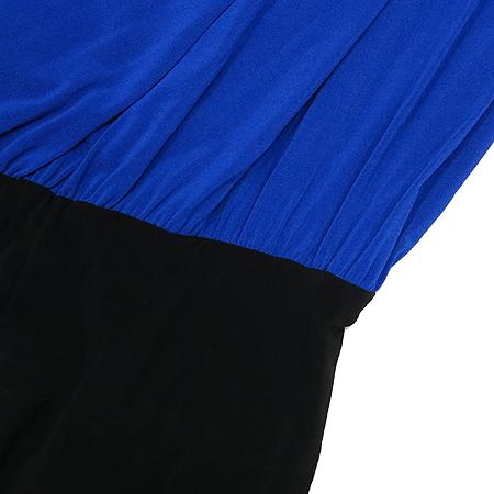 DKNY(도나카란) 투톤 나시 원피스