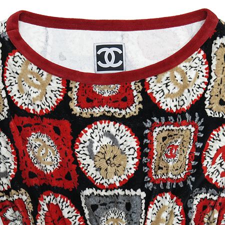 Chanel(샤넬) 패턴 반팔 원피스