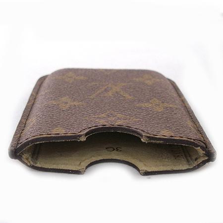 Louis Vuitton(루이비통) M60114 모노그램 캔버스 아이폰 3G 케이스 [강남본점] 이미지3 - 고이비토 중고명품