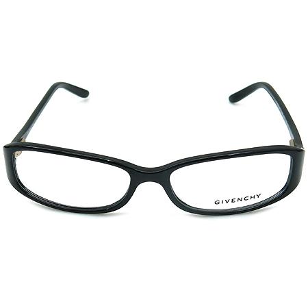GIVENCHY(지방시) VGV649S 측면 금장 로고 장식 뿔테 안경 이미지3 - 고이비토 중고명품