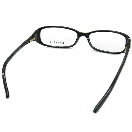 GIVENCHY(지방시) VGV649S 측면 금장 로고 장식 뿔테 안경 이미지4 - 고이비토 중고명품