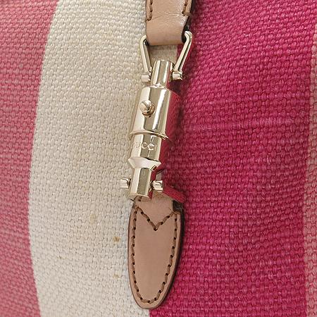 Gucci(구찌) 137335 스트라이프 멀티 컬러 재키 숄더백