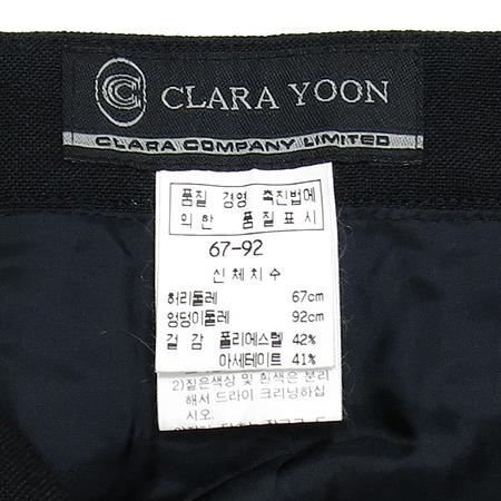 CLARA YOON 바지 이미지4 - 고이비토 중고명품