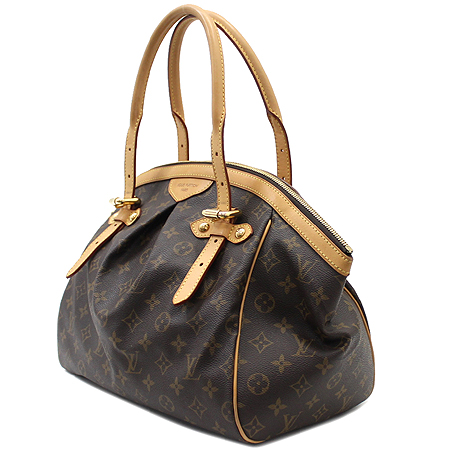 Louis Vuitton(���̺���) M40144 ���׷� ĵ���� Ƽ���� GM ��Ʈ�� [�λ꺻��]