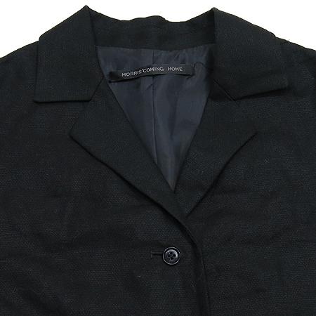 MORRIS' COMING HOME (모리스 커밍 홈) 마 혼방 반팔 코트 이미지2 - 고이비토 중고명품