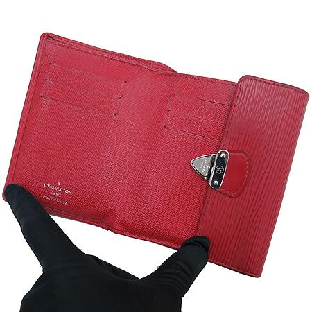 Louis Vuitton(루이비통) M5801E 에삐 레드 코알라 중지갑