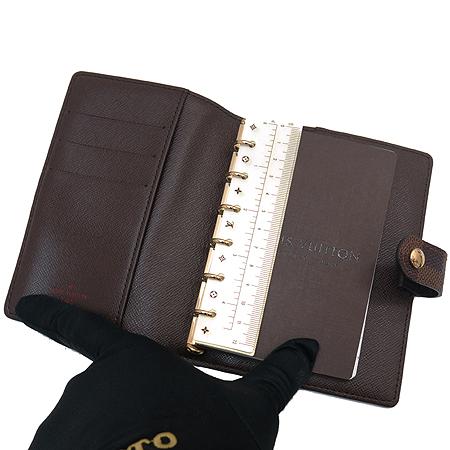 Louis Vuitton(루이비통) R20700 다미에 캔버스 스몰링 아젠다 커버 2013년 다이어리+속지