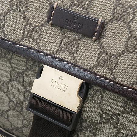 Gucci(구찌) 246898 GG로고 PVC 백팩 [압구정매장]