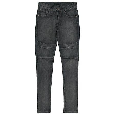 Premium Jeans(프리미엄진)  JAMES ICON(제임스아이칸) 블랙 스키니진