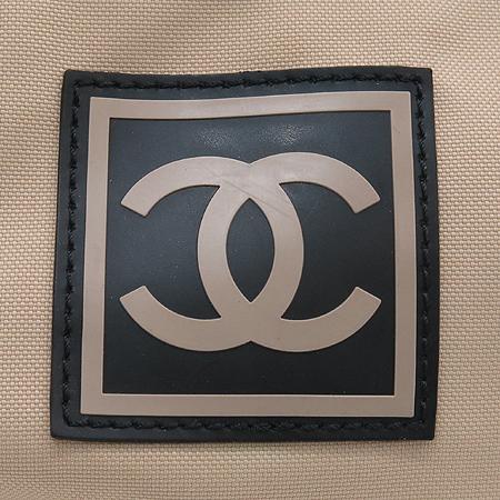 Chanel(샤넬) 트레블 라인 패브릭 크로스백 이미지4 - 고이비토 중고명품