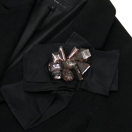 OLIVE DES OLIVE(올리브데올리브) 캐시미어 혼방 코트 (브롯치 set) 이미지4 - 고이비토 중고명품