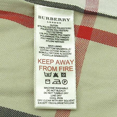 Burberry(버버리) 아동용 퀼팅 점퍼 이미지4 - 고이비토 중고명품