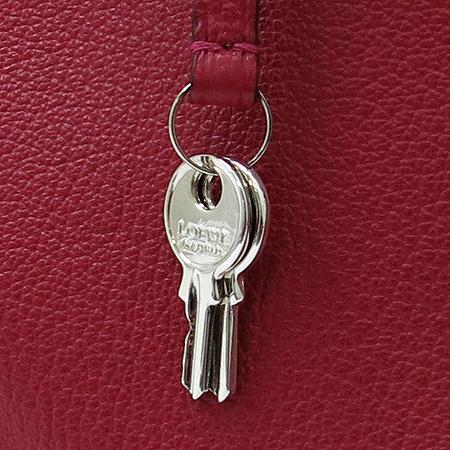 Loewe(로에베) Loewe(로에베) 아마조나 로고 레더 토트백 [명동매장] 이미지5 - 고이비토 중고명품