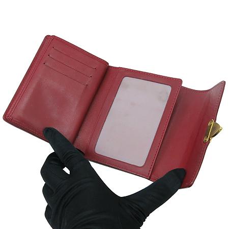 Louis Vuitton(루이비통) M91979 모노그램 베르니 폼다무르 코알라 반지갑