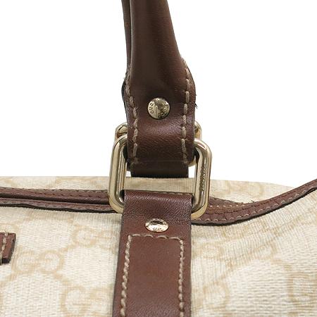 Gucci(구찌) 193603 GG 로고 PVC 보스톤 토트백 [강남본점] 이미지4 - 고이비토 중고명품