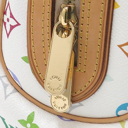 Louis Vuitton(루이비통) M40096 모노그램 멀티 화이트 프리실라 토트백