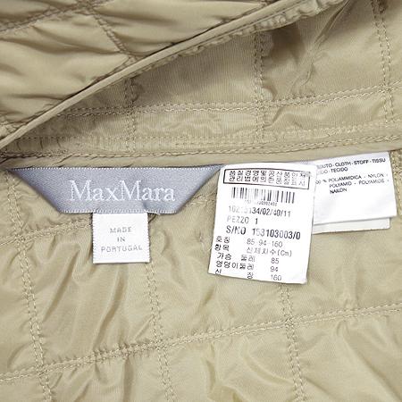 Max Mara(막스마라) 누빔 자켓 [강남본점] 이미지4 - 고이비토 중고명품