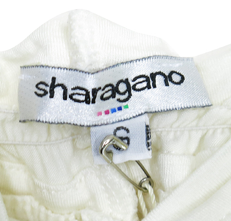 Sharagano 나시(Made In farnce)