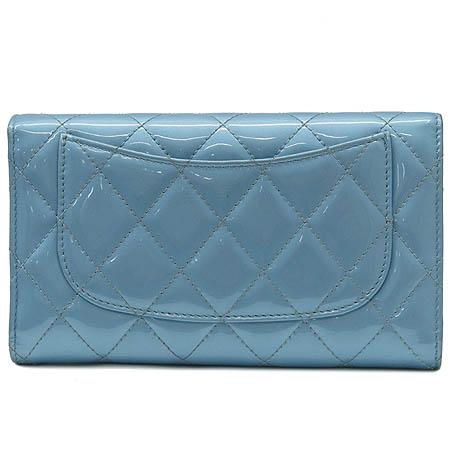 Chanel(샤넬) A31506 타임리스 클래식 은장 COCO로고 페이던트 장지갑 이미지5 - 고이비토 중고명품