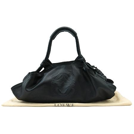 Loewe(로에베) 블랙 램스킨 나파 브리사 토트백 [강남본점] 이미지2 - 고이비토 중고명품