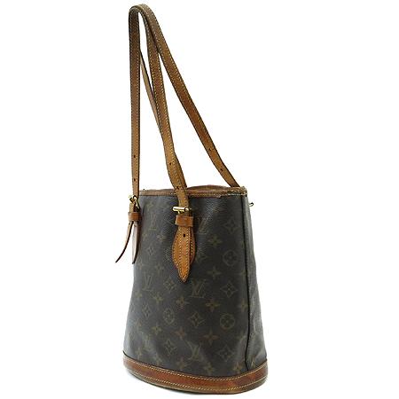 Louis Vuitton(루이비통) M42238 모노그램 캔버스 쁘띠 바겟 숄더백 이미지2 - 고이비토 중고명품