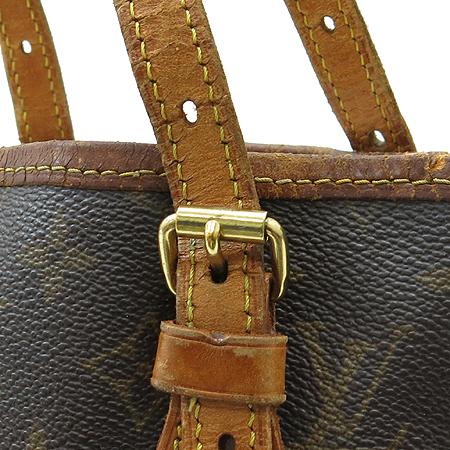 Louis Vuitton(루이비통) M42238 모노그램 캔버스 쁘띠 바겟 숄더백