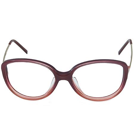 MARNI(마르니) MA698 측면 금장 로고 뿔테 안경테