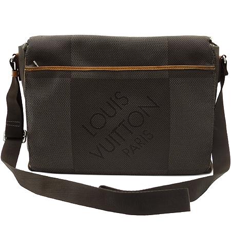 Louis Vuitton(루이비통) M93030 다미에 제앙 캔버스 메사제 크로스백