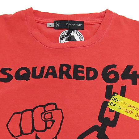 DSQUARED2(디스퀘어드2) 프린트 반팔 티 이미지2 - 고이비토 중고명품