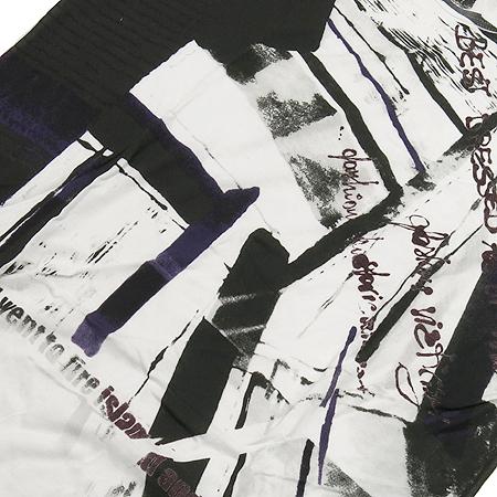 DOLCE & GABBANA(돌체&가바나) 프린트 가오리 반팔 티 [동대문점]