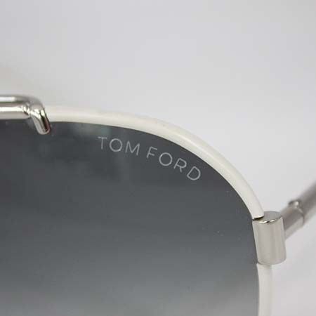 TOMFORD(톰포드) TF148 MIGUEL 화이트 로고장식 보잉 선글라