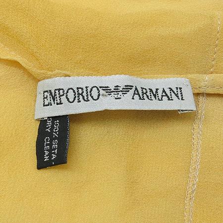 Armani(아르마니) 100% 실크 머플러 겸 스카프