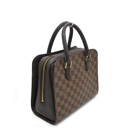 Louis Vuitton(루이비통) N51155 다미에에벤 캔버스 트리아나 토트백