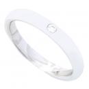 Tiffany(티파니) PT950 플래티늄 1포인트 다이아 웨딩 반지 [강남본점]