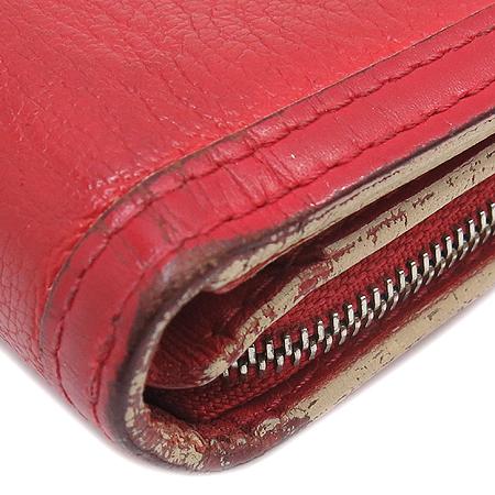 Louis Vuitton(루이비통) M91882 수할리 레더 ZIPPED COMPACT WALLET 반지갑 [강남본점] 이미지5 - 고이비토 중고명품