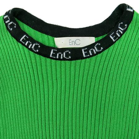 ENC(이엔씨) 반팔 니트