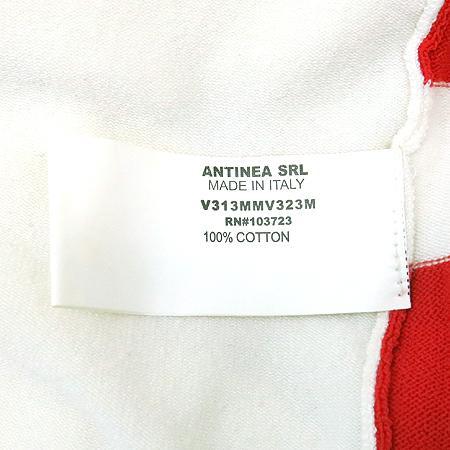 Emporio Armani(엠포리오 아르마니) 어깨장식 반팔 니트 이미지4 - 고이비토 중고명품