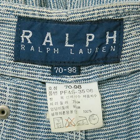 Polo Ralphlauren(폴로) 청반바지