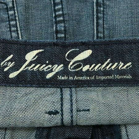 JUICY COUTURE(쥬시꾸뛰르) 미니 청스커트