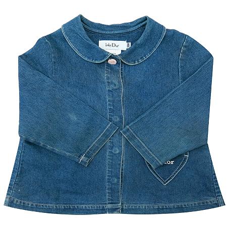 Dior(크리스챤디올) 아동용 청 자켓