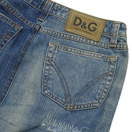 D&G(돌체&가바나) 데님 롱 스커트
