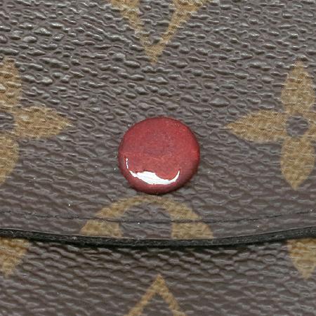 Louis Vuitton(루이비통) M60136 모노그램 캔버스 에밀리에 장지갑