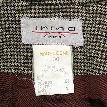 IRINA 마 혼방 자켓(Made in Frace)
